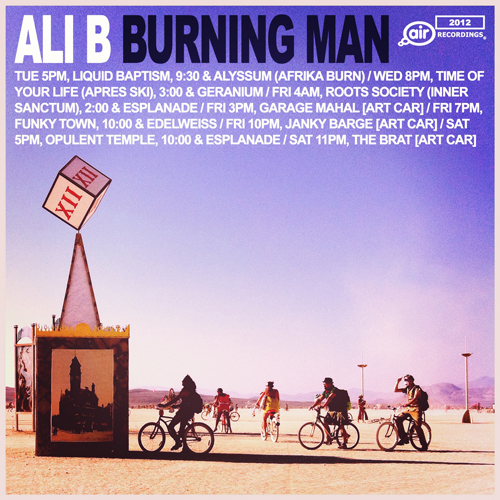 Burning Man 21012